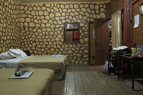 Sampang, Indonezja: kondisi di dalam kamar