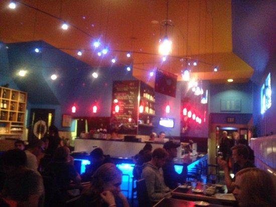 Sushi Hunter: Dining Area