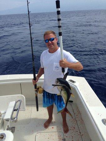 High Noon Sport Fishing: Tuna