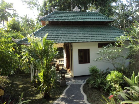 White Lotus Yoga & Meditation Centre: Garden Chalet
