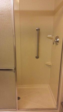 Shower..no mold