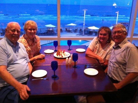 Cafe Amalfi: Great view!