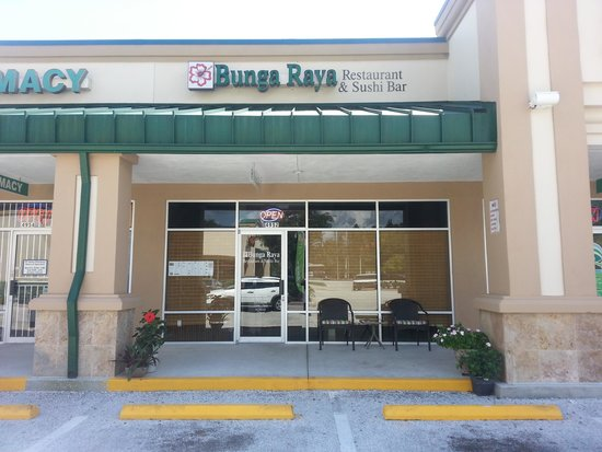 Sushi Restaurants Palm Harbor Fl