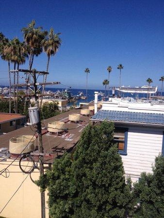 Seacrest Inn: From the rooftop