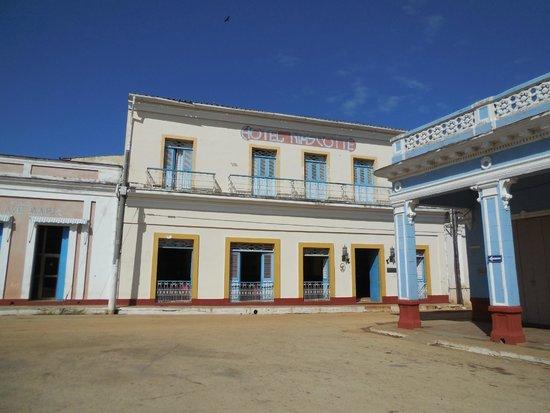 Hotel Cubanacan Mascotte: 1ere à gauche