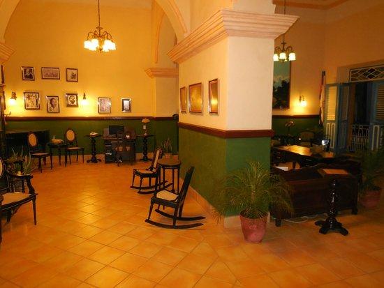 Hotel Cubanacan Mascotte: lobby