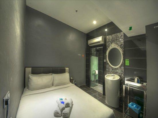 Junior Star No Window Picture Of Arenaa Star Hotel Kuala Lumpur