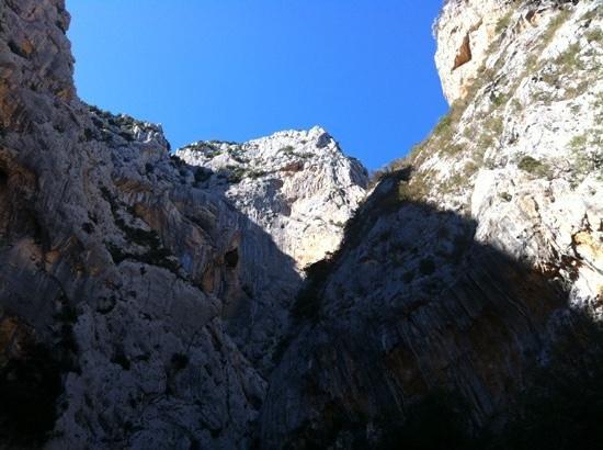 Sardinia, Italy: gorropu