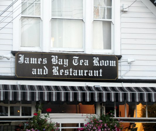 James Bay Tea Room and Restaurant, Victoria, British Columbia