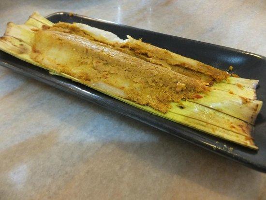 Cafe 1511: fish otah
