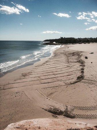 Playa de la Zenia: First thing in the morning