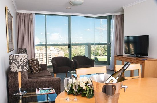 The Sebel Residence Chatswood: 1 bedroom suite
