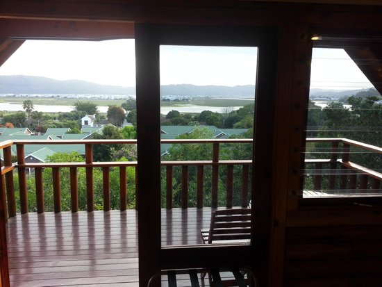 Abalone Lodges: Cabin 3 view
