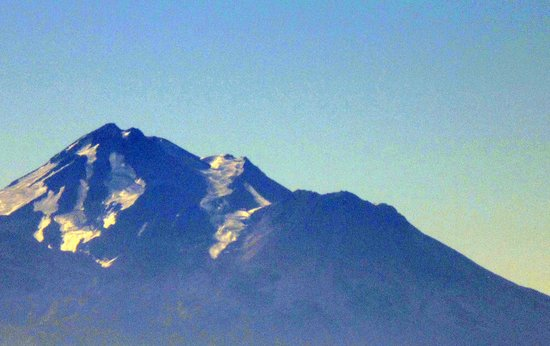 Views from Mount Ashland, Ashland, OR