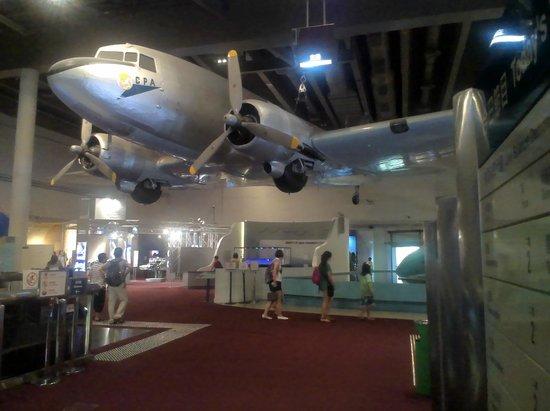 Hong Kong Science Museum : DC3