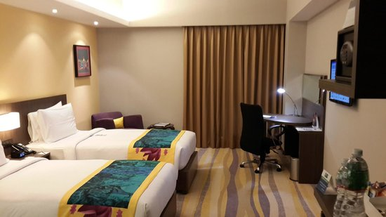 Holiday Inn Express Ahmedabad : Comfortable room