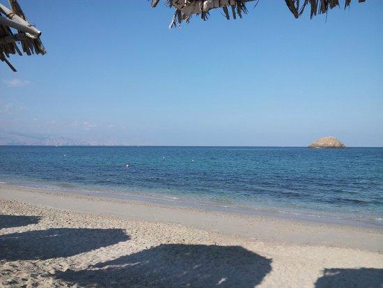 Holiday Beach Motel: Вид на Оманский залив