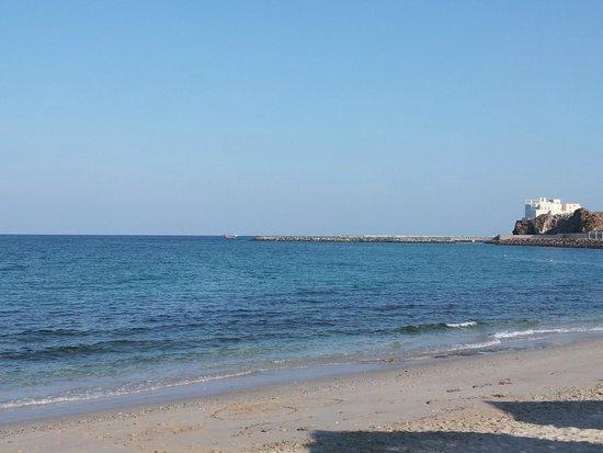 Holiday Beach Motel: Пляж