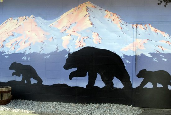 Black Bear Diner - Mt. Shasta, Ca