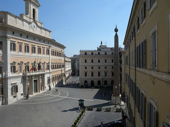 Hotel Nazionale: View from Room