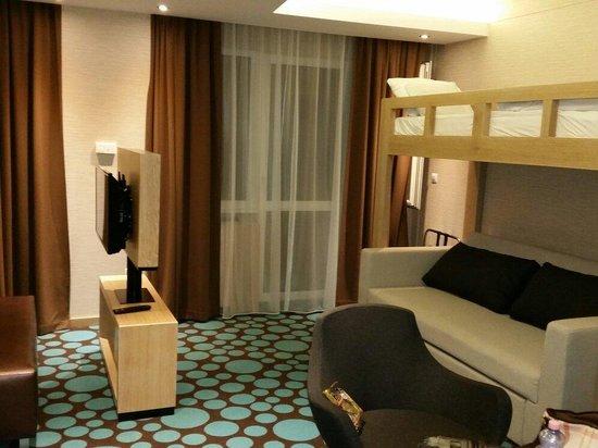 Aquaticum Debrecen Thermal and Wellness Hotel: Junior suite