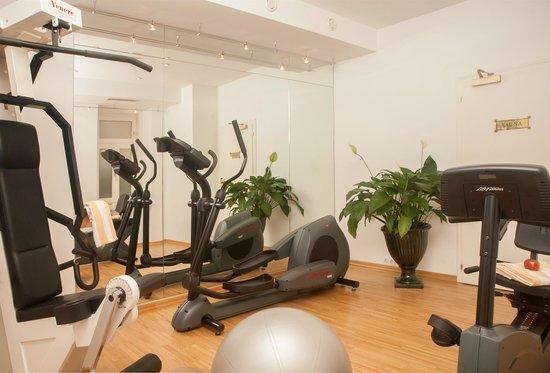 Best Western Premier Kaiserhof Wien: Fitness