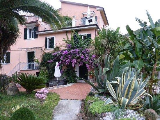 La Musa Guest House: La Musa - la casa