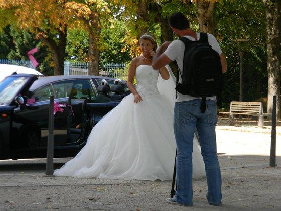 Vieux Lyon : невеста