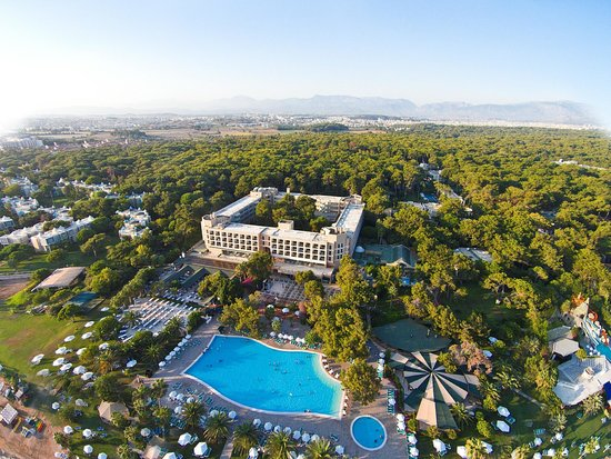 Turquoise Hotel And Spa Side Turkey