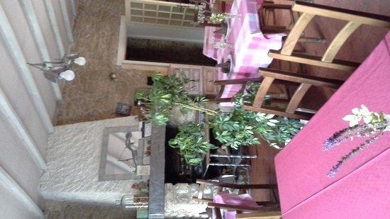 Auberge Gasconne : salle  intérieure