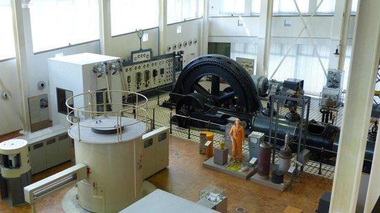 Technoseum Mannheim (ehemals Landesmuseum fuer Technik und Arbeit): Kraftwerks-Technik
