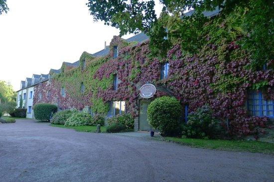 Le Manoir du Rodoir : the hotel