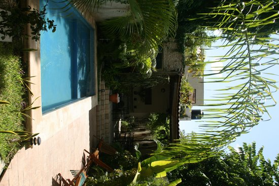 Casa Del Maya: Piscina