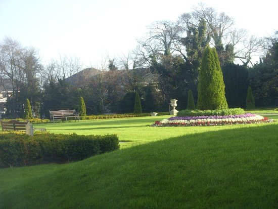 Radisson Blu St. Helen's Hotel, Dublin: Absolutely gorgeous grounds at the hotel