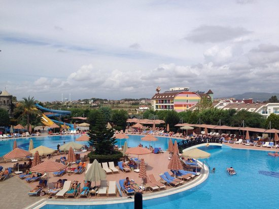Grand Hotel Artside: Pool