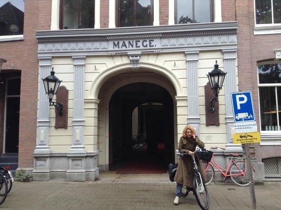 Levend Paardenmuseum De Hollandsche Manege: Entrance