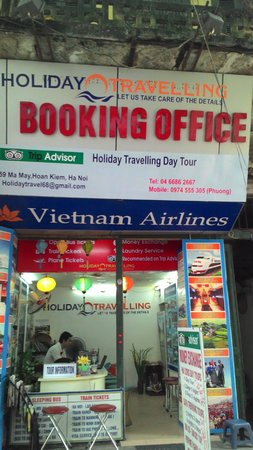 Holiday Travelling Day Tours
