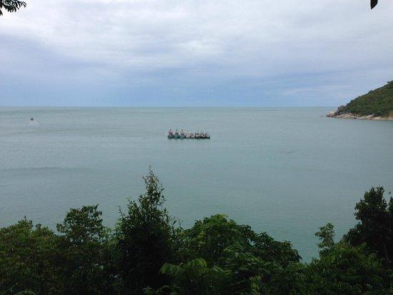Panviman Resort - Koh Pha Ngan: What a view to wake up to!