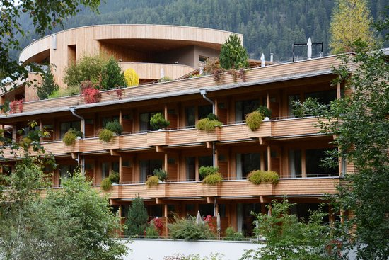 Naturhotel Waldklause: sehr ruhig und schöne Umgebung im Wald