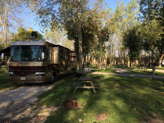 Camp Sandusky: Our Site
