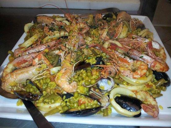 El Canfin: Paella
