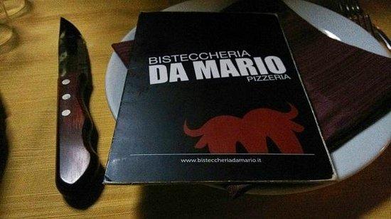 Bisteccheria da Mario: In attesa della bistecca...
