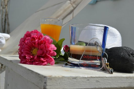 Odysseas Hotel : your keys to relaxation  ...