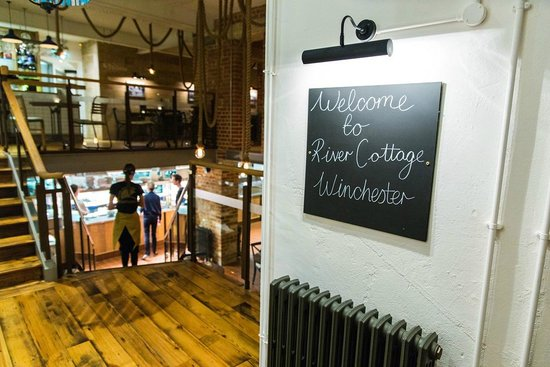 River Cottage Canteen Winchester