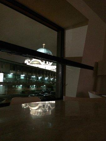 Dijagonala 2.0 : nice wiev to St. Sava tample