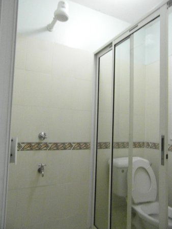 Paris Hotel: baño
