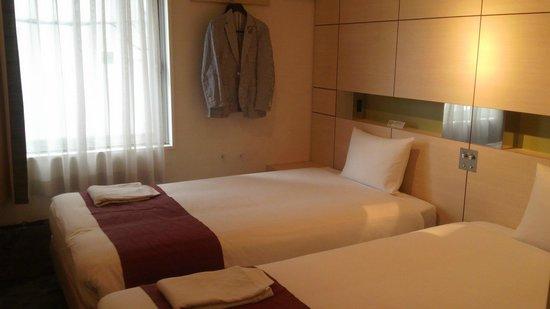 S-peria Hotel Nagasaki: お部屋です。