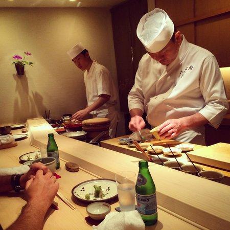 Sushi Yoshitake: Intimate, Fresh, Incredible