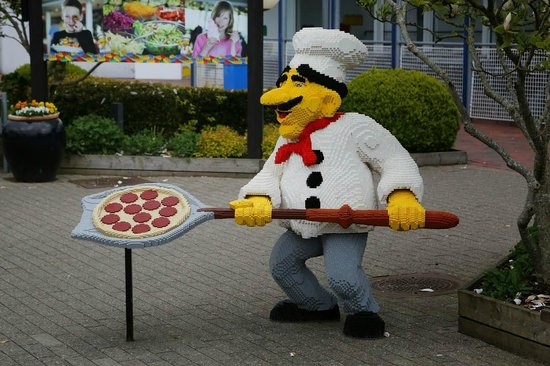 Billund, Danmark: Legoland