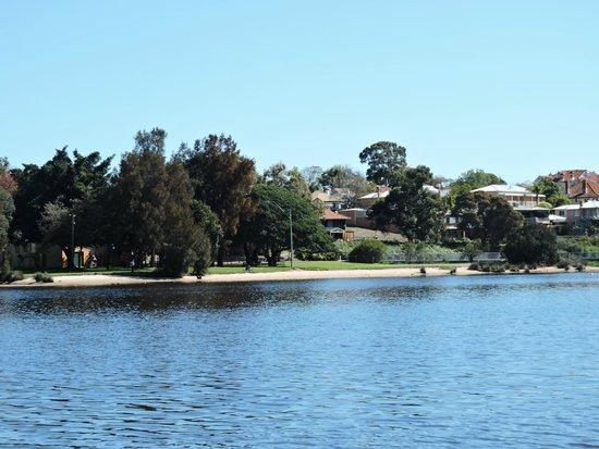 Captain Cook Cruises: Swan River